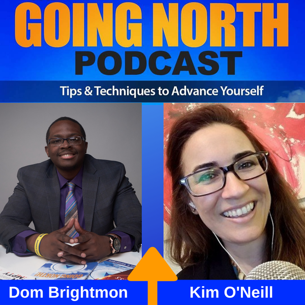 "Ep. 308 – ""Every Day Is A New Day"" with Kim O'Neill (@KimsONaMission) Image"