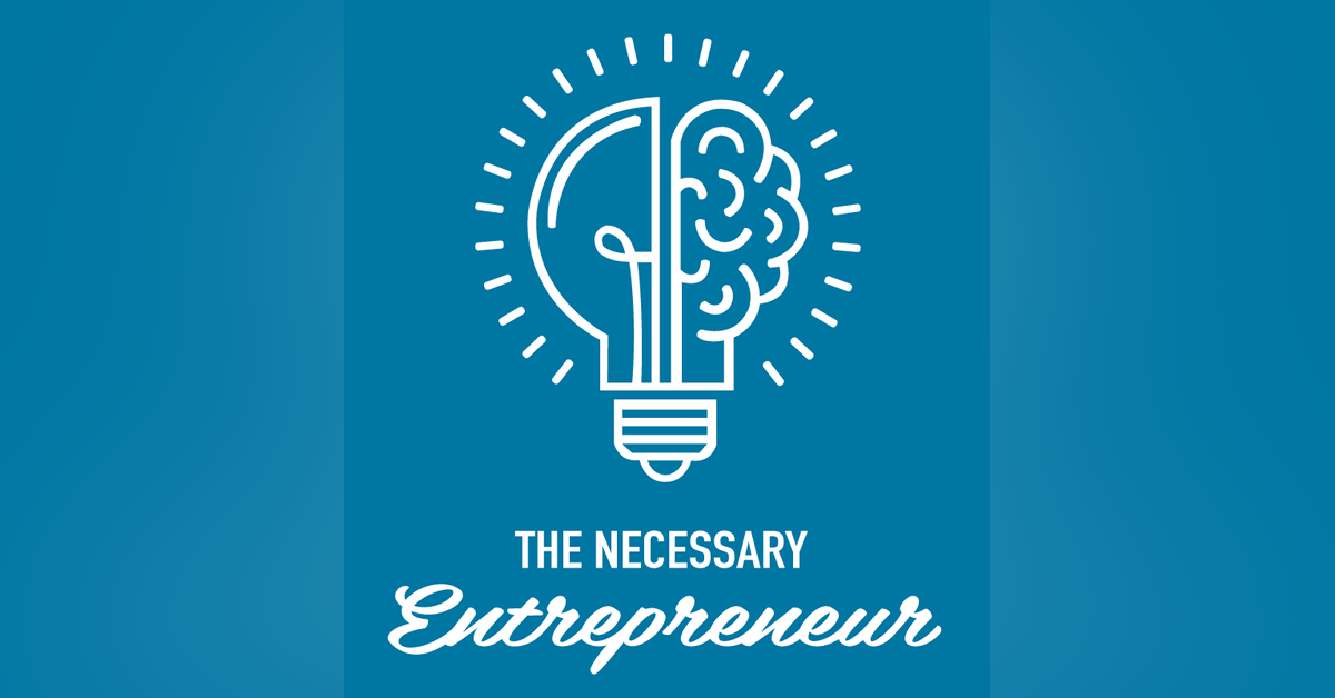The Necessary Entrepreneur Newsletter Signup