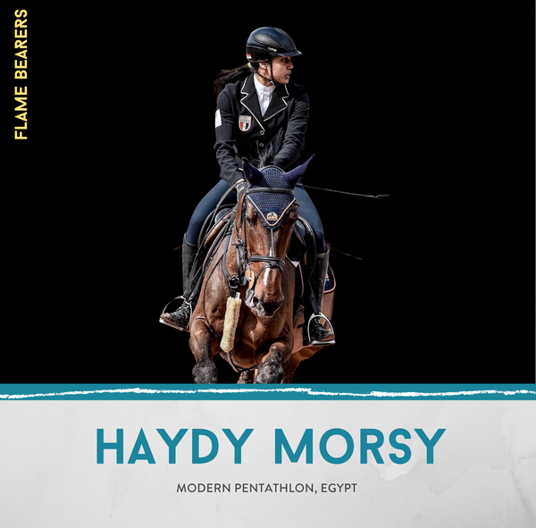 Haydy Morsy (Egypt): Modern Pentathlon & the Next Generation of Egyptian Athletes Image