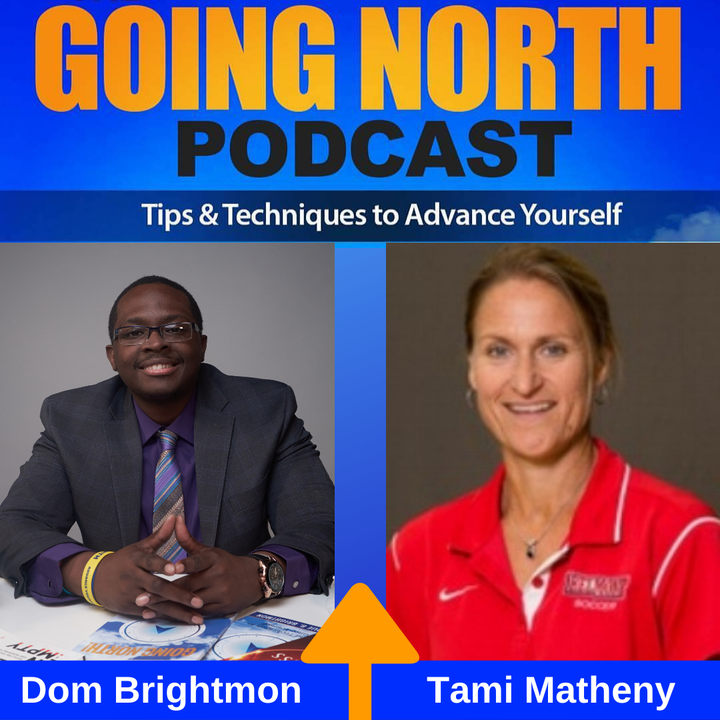 """287 – """"This Is Good"""" with Tami Matheny (@R2LCoaching)"""