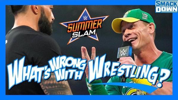 SUMMERSLAM PREVIEW - WWE Raw 8/16/21 & SmackDown 8/13/21 Recap Image