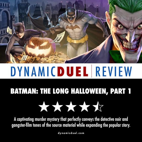 Batman: The Long Halloween, Part 1 Review Image