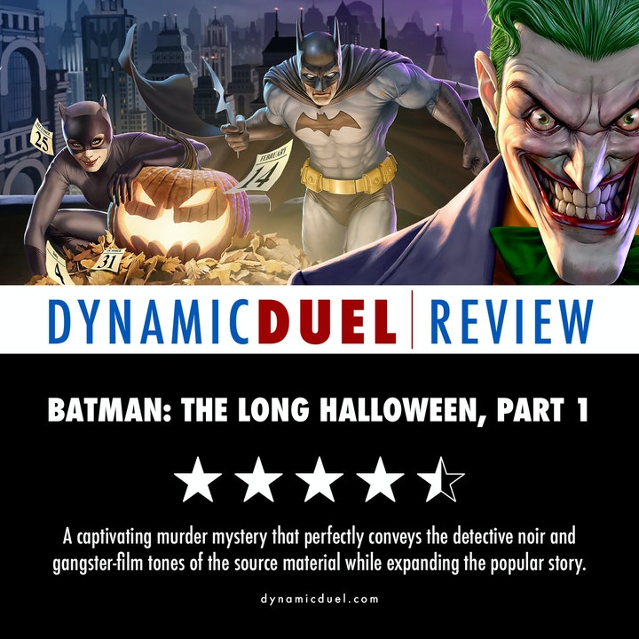 Batman: The Long Halloween, Part 1 Review