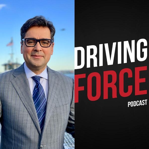 Episode 22: Luis Ubinas - Investor, Advisor, Corporate Board Member Image