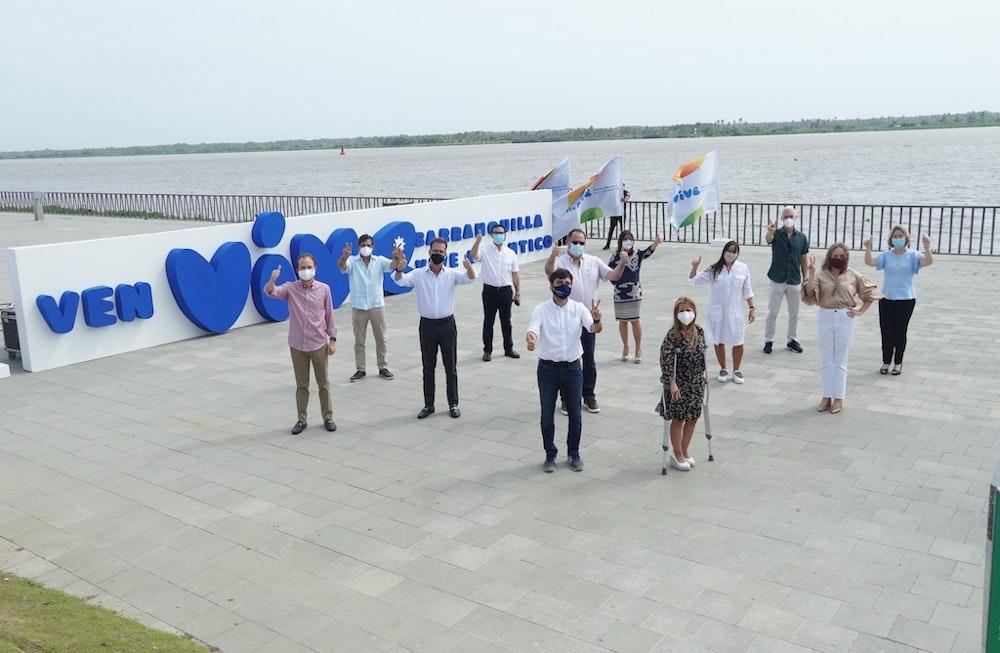 'Ven Vive Barranquilla, Vive Atlántico', una alianza que impulsa la reactivación