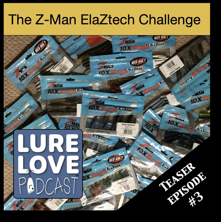 The Z-Man ElaZtech Challenge!