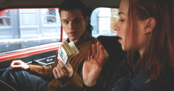 Midweek Mention... The Bourne Identity Image