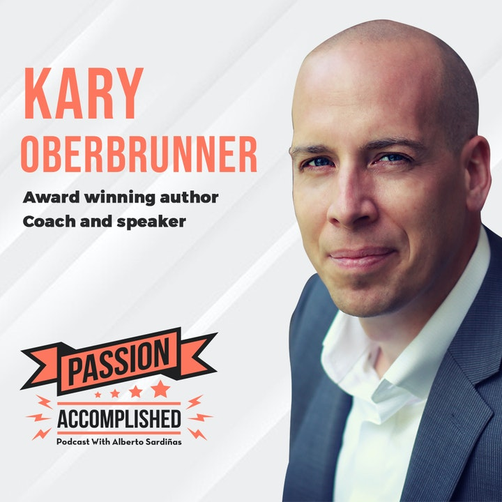 The power of finding your own voice with Kary Oberbrunner