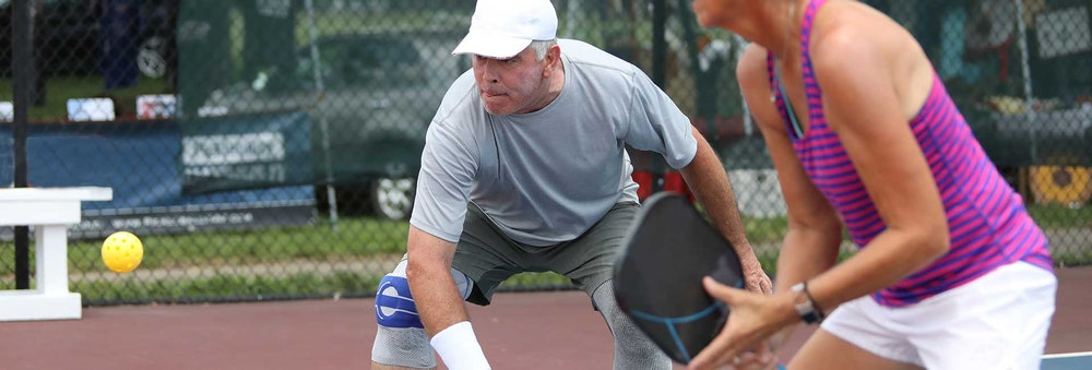 Why Pickleball is the perfect sport for the older generation