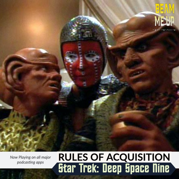 Star Trek: Deep Space Nine  Rules of Acquistion
