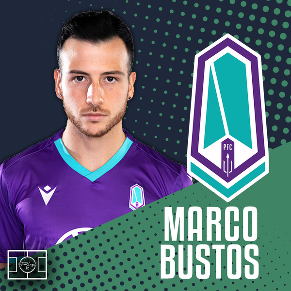 Marco Bustos | Experience Inside PEI Bubble | Strong Performances with Pacific FC | Expectations for the Future