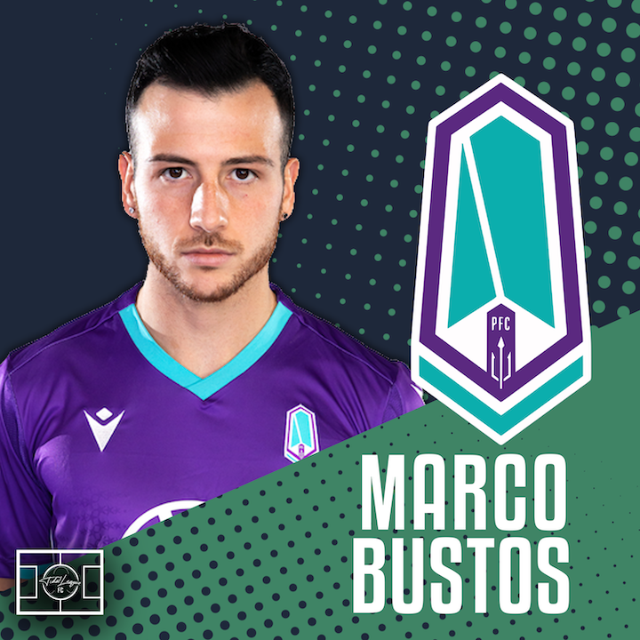 Episode image for Marco Bustos | Experience Inside PEI Bubble | Strong Performances with Pacific FC | Expectations for the Future