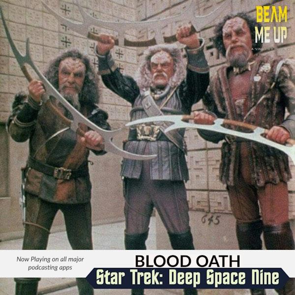 Star Trek: Deep Space Nine   Blood Oath