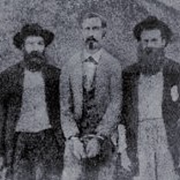53 - Bill Longley - The Deadliest Gun in Texas