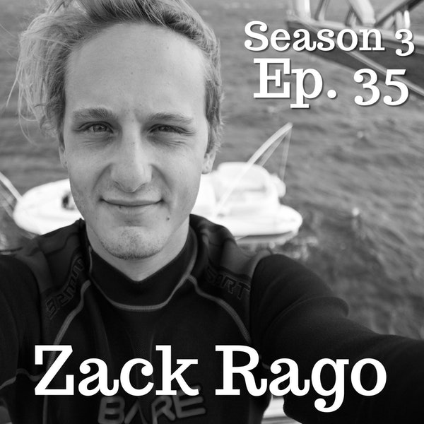 Ep. 35 Zack Rago: Diving In with Chasing Coral Co-Star Image