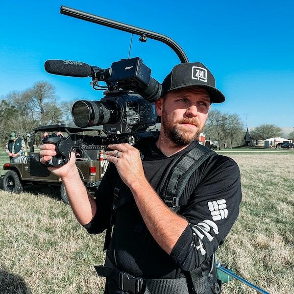 Cinematographer and Photographer Zack Morris | Sony Alpha Photographers Podcast Image