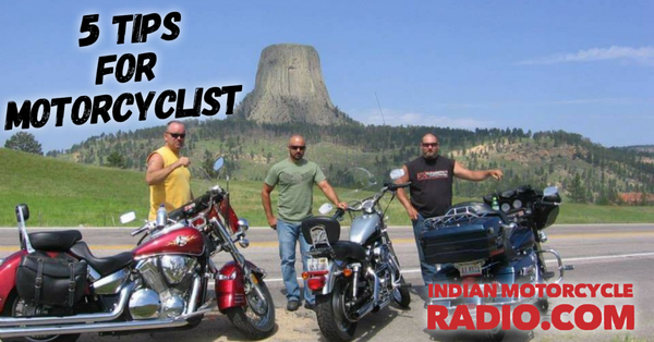 5 Awesome Tips For Motorcyclist
