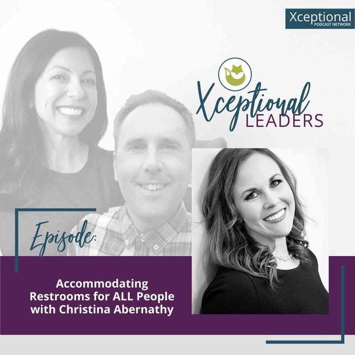 Accommodating Restrooms for ALL People with Christina Abernethy