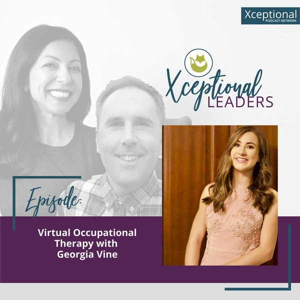 Virtual Occupational Therapy with Georgia Vine Image
