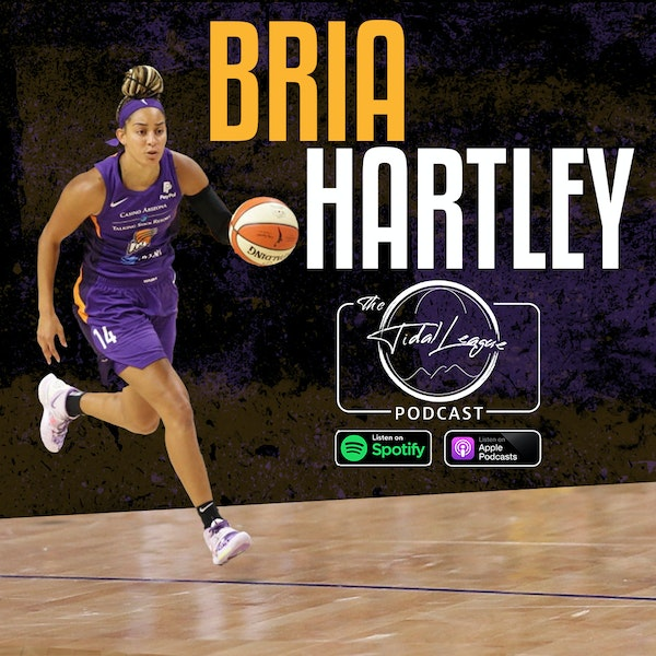 Bria Hartley | Playing for NCAA Powerhouse UConn | 2021 WNBA Season & Tokyo Olympics | Friendship with Drake