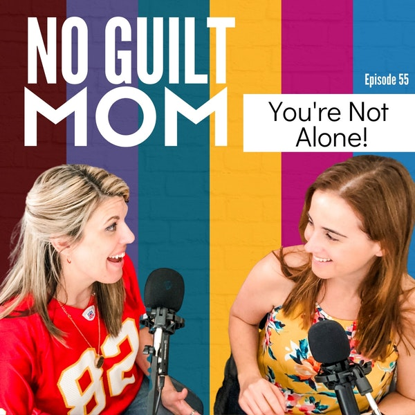 055 You're Not Alone Image