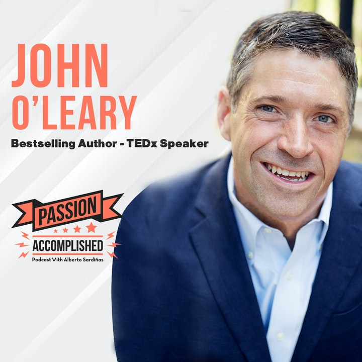 From tragedy to inspiration with John O'Leary