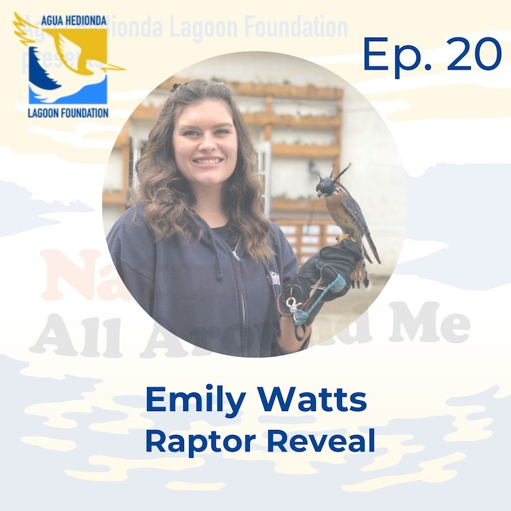 Episode image for Ep. 20 Raptor Reveal with Emily Watts