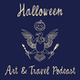 Halloween Art and Travel Album Art