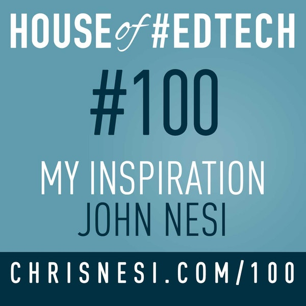 My Inspiration John Nesi - HoET100 Image