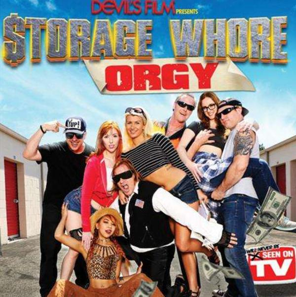 #145- Storage Whores Image