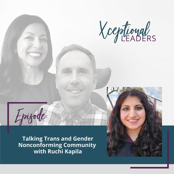 Talking Trans and Gender Nonconforming Community with Ruchi Kapila Image