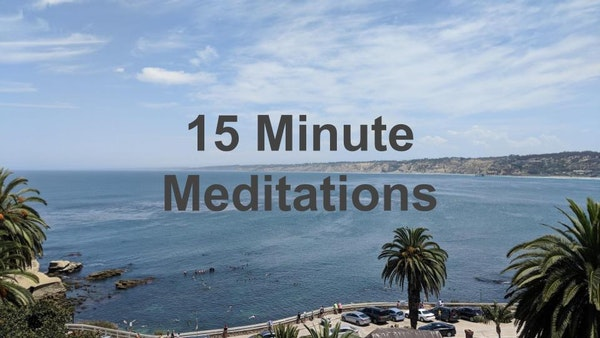 Mindful Fire Podcast - 15 Minute Guided Mediation