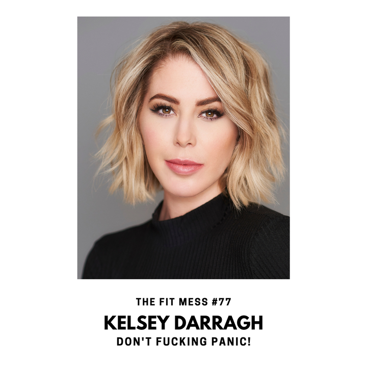 What Your Therapist Won't Tell You with Kelsey Darragh