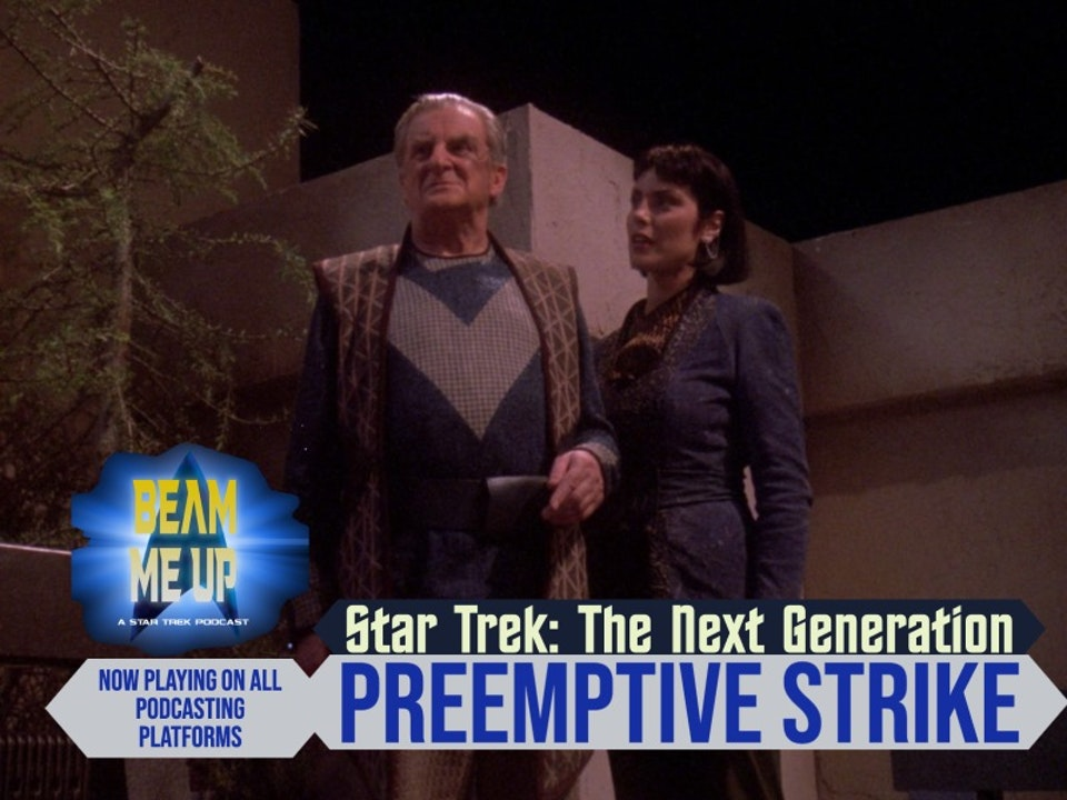 Star Trek: The Next Generation | Preemptive Strike
