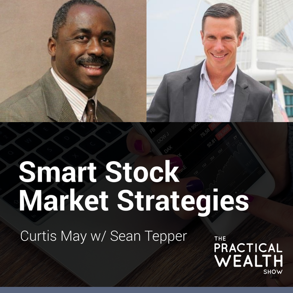 Smart Stock Market Strategies with Sean Tepper - Episode 146 Image