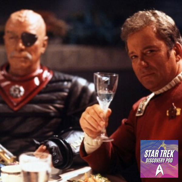 Patreon Preview | Star Trek VI: The Undiscovered Country Review Image
