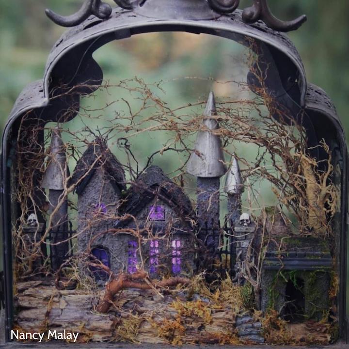 Nancy Malay: Spooky Sweet Creator