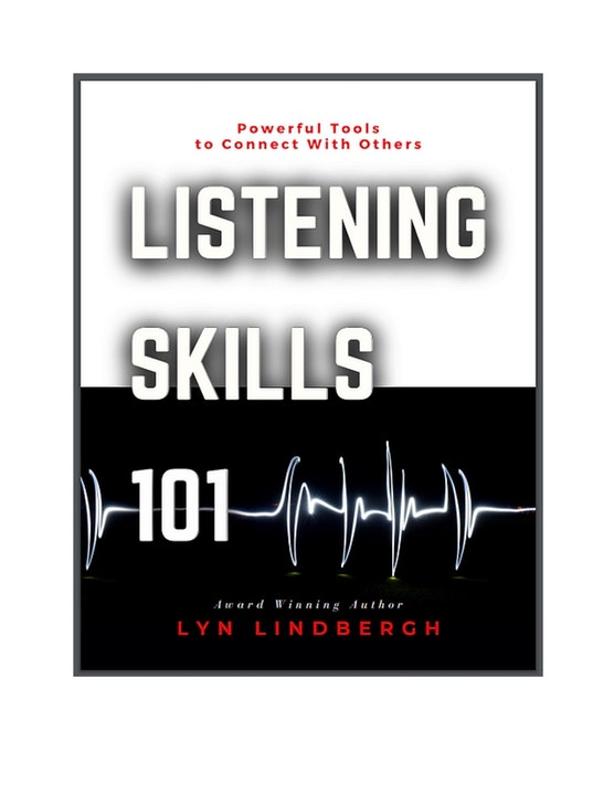 Fire Up Your Listening Skills with Listening Ambassador Lyn Lindbergh Image