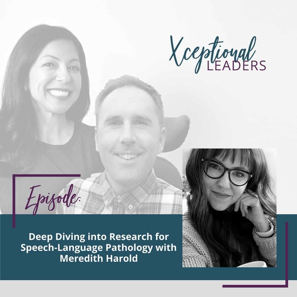 Deep Diving into Research for Speech-Language Pathology with Meredith Harold Image