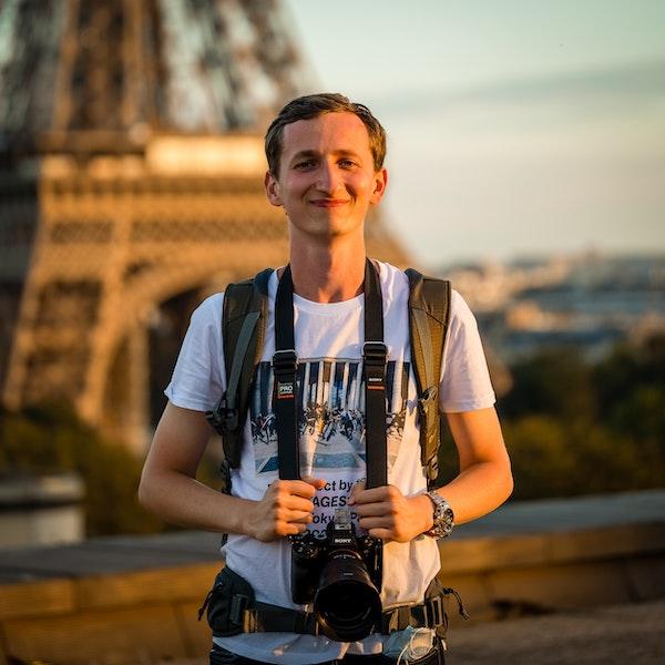 Photographer And Sony Europe Imaging Ambassador Bertrand Bernager | Sony Alpha Photographers Podcast Image