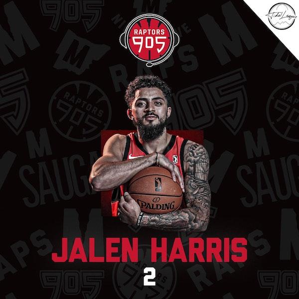 Jalen Harris | COVID Draft | NBA Dreams | the joy of Chicken Image