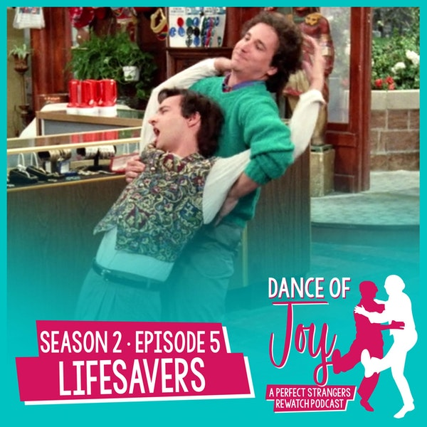 Lifesavers - Perfect Strangers Season 2 Episode 5