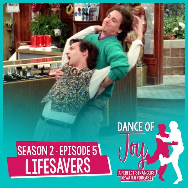 Lifesavers - Perfect Strangers Season 2 Episode 5