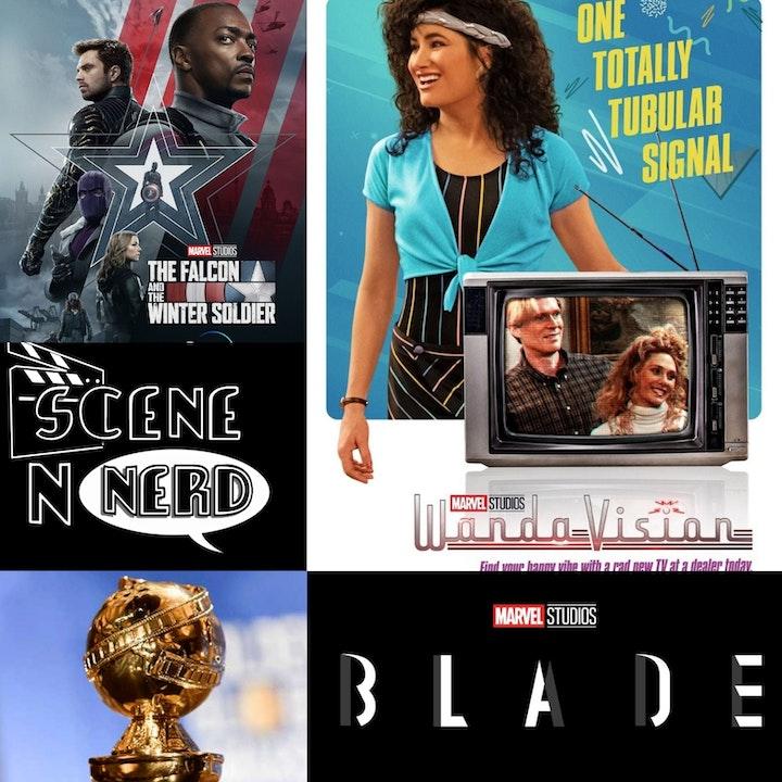 SNN: WandaVision and the Golden Globes