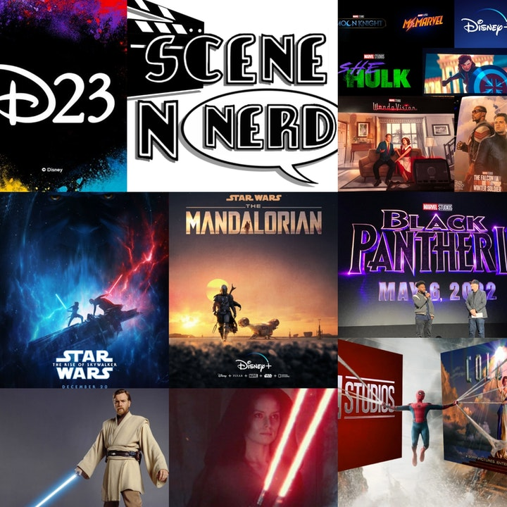 SNN: News from the #D23Expo and the Spidey Divorce