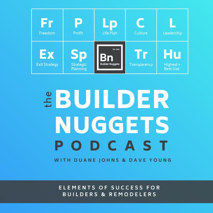 Builder Nuggets