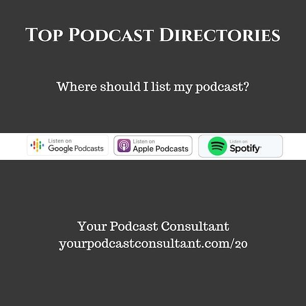 Top Podcast Directories