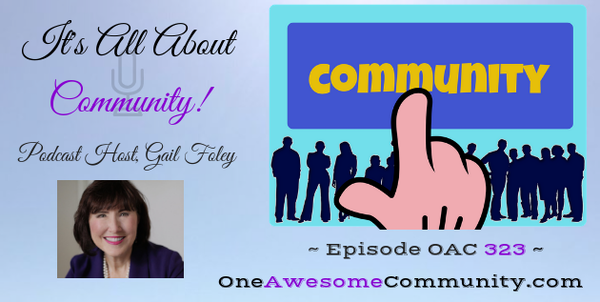 OAC 323 It's All About Community!