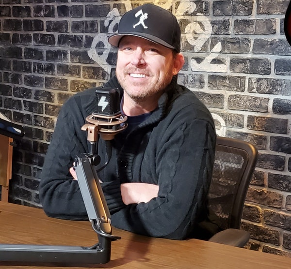 At The Mic (with Keith) - Episode 4 - Guest: Chad Prather (3/27/2020) Image