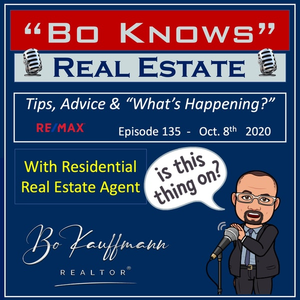 🎙Updating Your 80's House 🎙 Mortgage Info 🎙 Local Real Estate News 🎙 (EP: 135) Image
